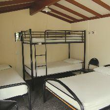 Basic accomodation, standard cabin