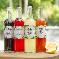 Barker's of Geraldine - new premium cordials